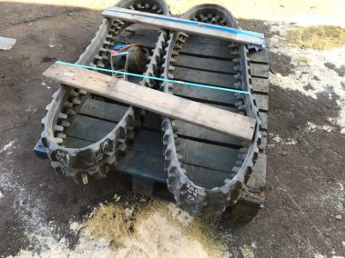 Rubber tracks 200 x 72 x 42