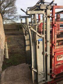 Portequip cattle crush
