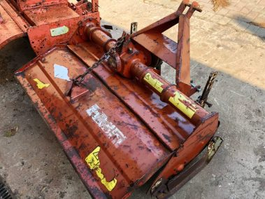 Kuhn Rotavator for compact tractor