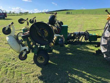 Nunes 360 mower