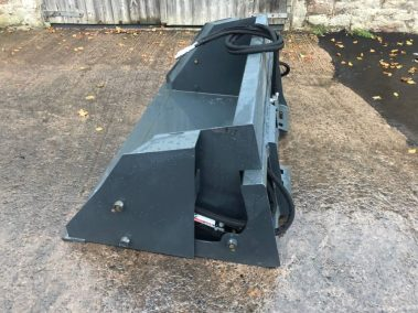 skidsteer high tip bucket