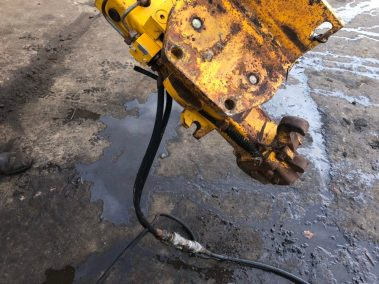 JCB Pick up hitch