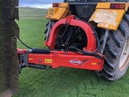 Kuhn TBE 210 verg mower