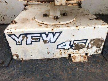 Yanmar YFW 45 R track Dumper