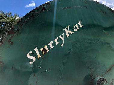 slurry Kat reeler