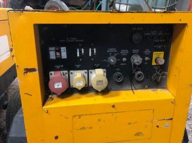 Welder generator