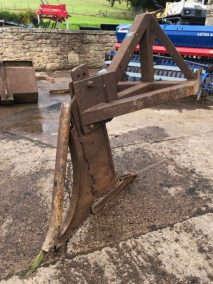 pipe laying mole plough
