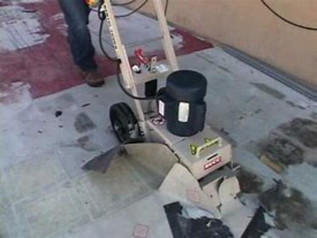 floor stripper tile carpet rentals