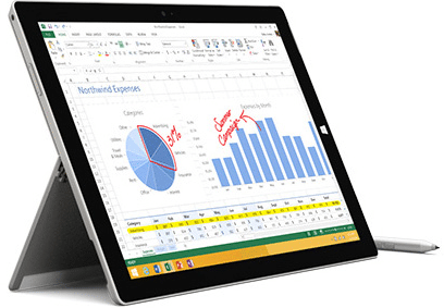 Surface Pro 3 Work Computer