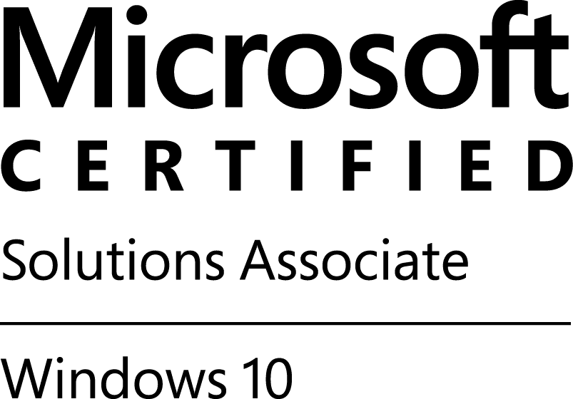 My take on the MCSA Windows 10 Certification (70-697 & 70-698)