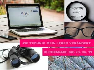 Blogparade - Kollage