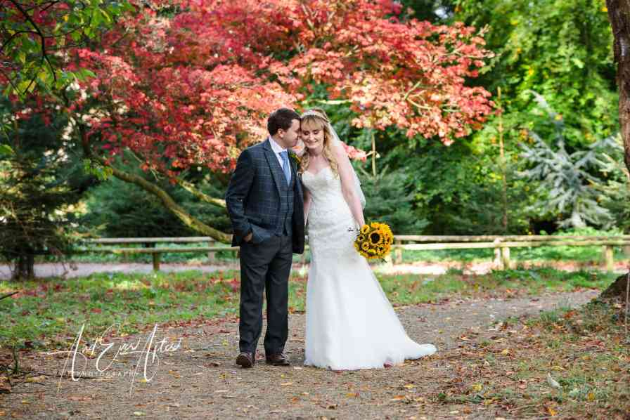 Middelton Lodge Wedding Photography, And Ever after Photography, bride and groom
