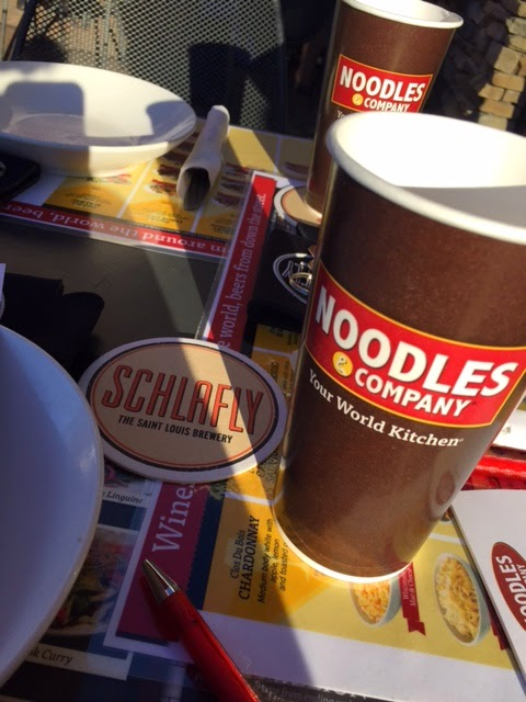A Table Tasting with Noodles & Company