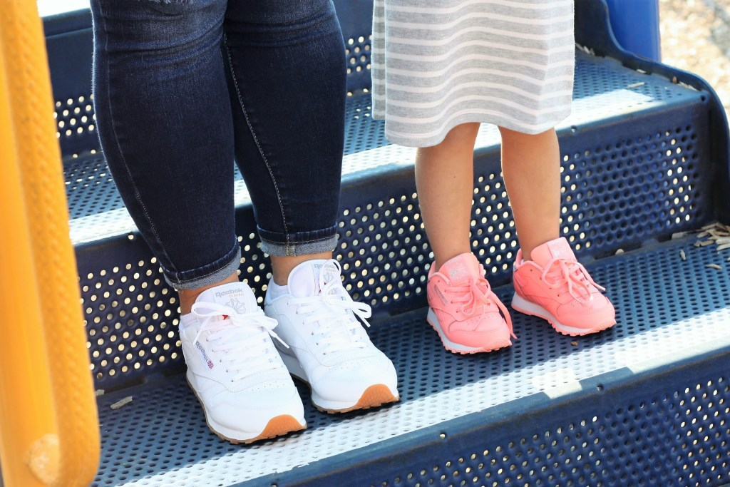 Classic Back to School Sneaker Style