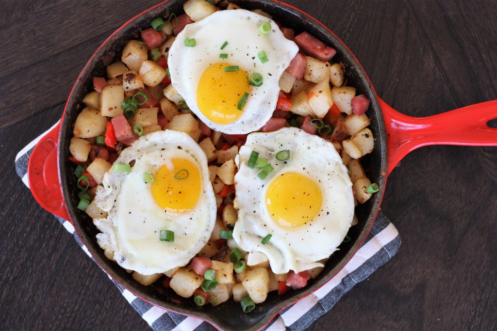 Simply-Potato-Skillet-Hash