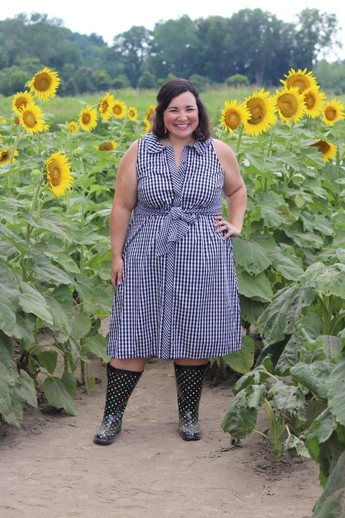 Sunflowers - And Hattie Makes Three 4