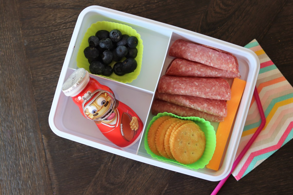 Kid Approved Lunches 1