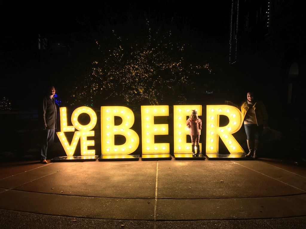 Brewery Lights 2018