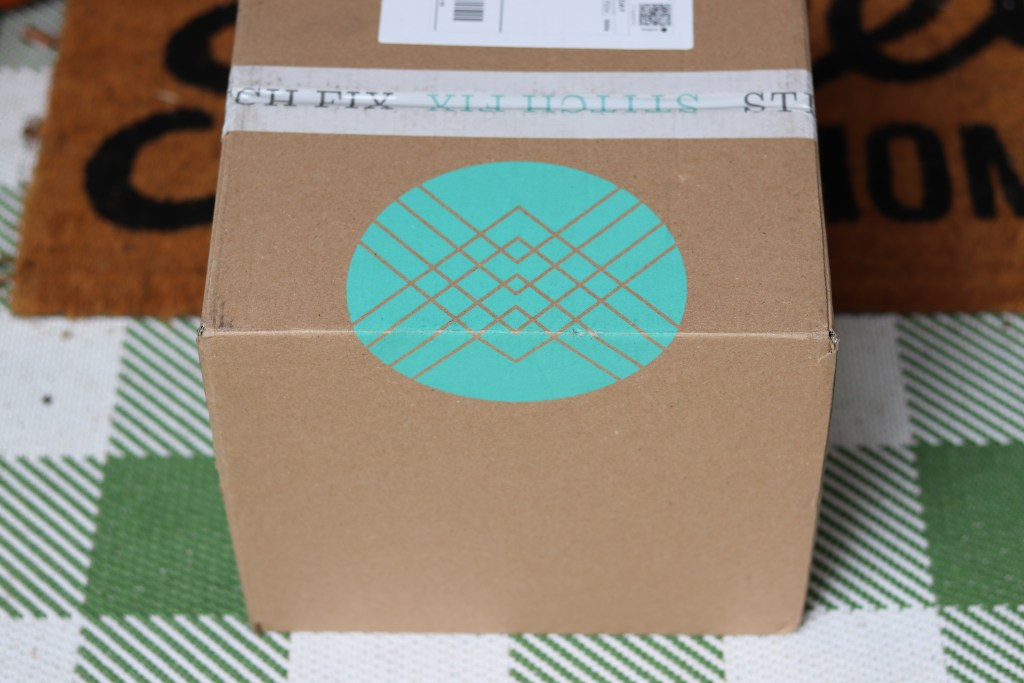 Stitch Fix Box - And Hattie Makes Three