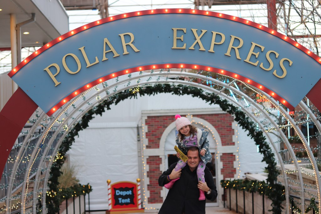 All Aboard the Polar Express 2018