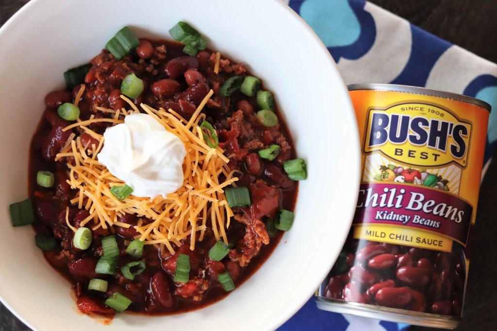 Bushs Chili Beans