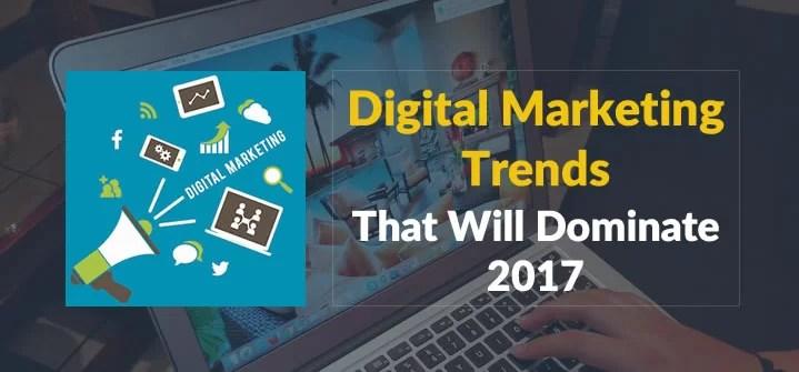 Digital Knowledge: 8 Trend Digital Marketing Yang Mendominasi Di Tahun 2017