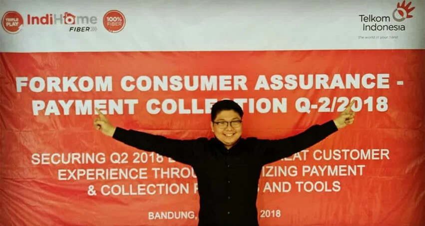 Report: In House Training PT. Telkom Indonesia Di Bandung