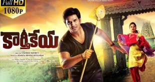 Karthikeya Latest (2015) Telugu Full HD Movie – Nikhil, Swati