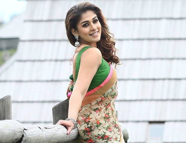 Nayan charging bomb for her movies - Andhrawatch