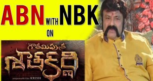 Nandamuri Balakrishna Exclusive Interview on Gautamiputra Satakarni
