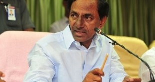 Lady officer's complaint on harassment to CM KCR