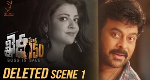 Khaidi No 150 Deleted Scene 1