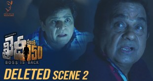 Khaidi No 150 Deleted Scene 2