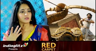 'Baahubali 2' Creativity Stuns Me : Anushka Shetty Interview