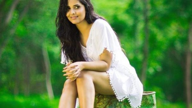 In-Talk: Double promotion to Anasuya on the silver screen!