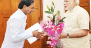 KCR-Modi's match fixing exposed?