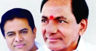 No chance for KTR as KCR still remains hot favorite