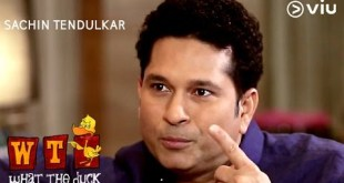 SACHIN TENDULKAR On What The Duck | #HappyBirthdaySachin