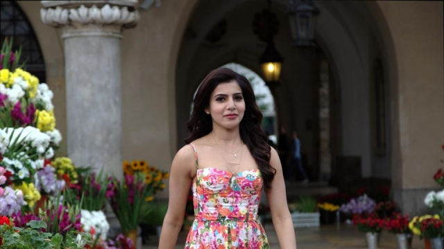 Samantha plays a special role in RGG-2
