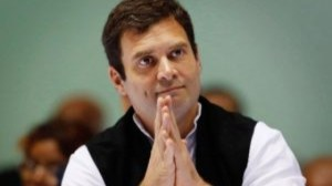 Unlike Modi I am human, thanks for pointing out mistake: Rahul to BJP