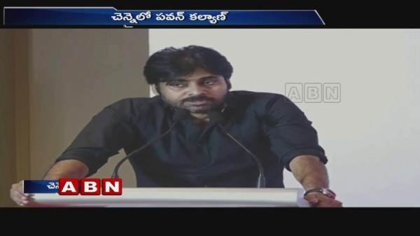 Janasena Chief Pawan Kalyan speaks to Media after Meeting ...