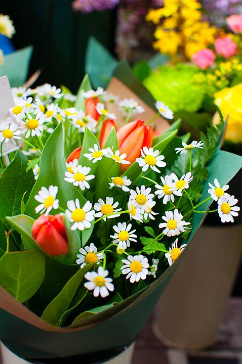 Flowers in BM
