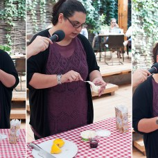 Workshop de cheesecake cu Jo Ilie