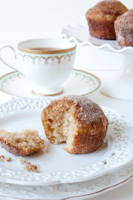 Baked Old Fashioned Donut Recipe
