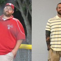 How Scott Rees Lost 210 Pounds