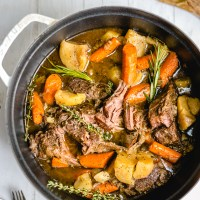 Easy Pot Roast Recipe