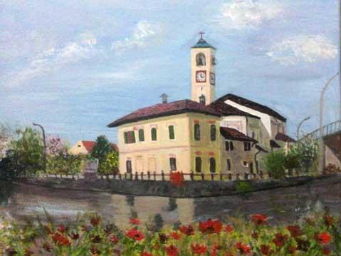 S.Antonio Abate Church, Abbiategrasso