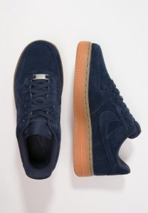 Nike Air Force 1'07 Suède Midnight Navy € 104.95
