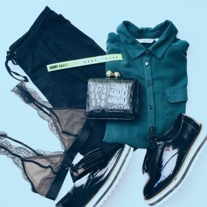 outfit avant-première