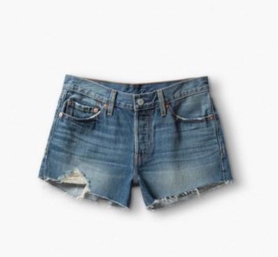 jeans short - LEVI'S 501